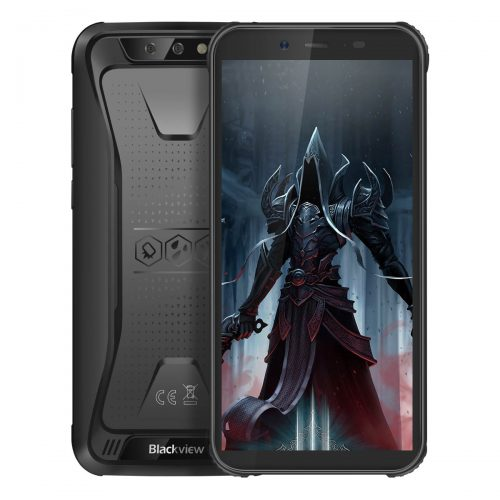 """Blackview BV5500 pro Rugged Smartphone mobile phone android 9.0 5.5"""" 3GB RAM 16GB ROM 4400mAh MT6739 Quad core 4G smartphone"""