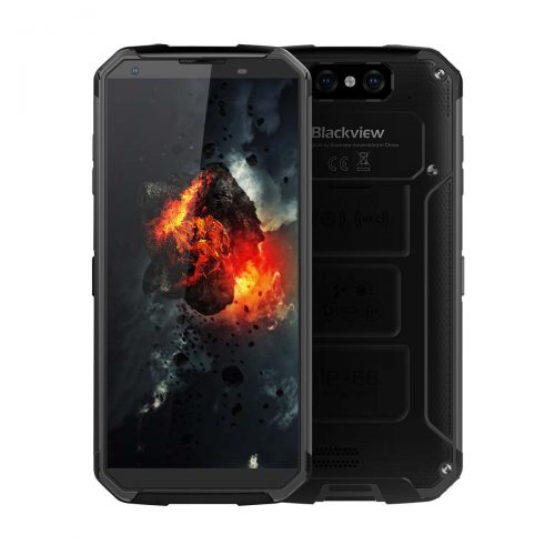 Blackview BV9500 Wireless Charge Rugged Smart Phone 4GB 64GB IP68 Waterproof 10000mAh Battery 16MP 2 Camera Octa-Core 5.7''FHD Android 8.1